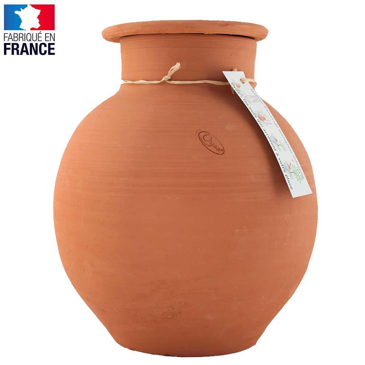 Pot De Fleur Haut Pas Cher oyas réserve d'eau à enterrer