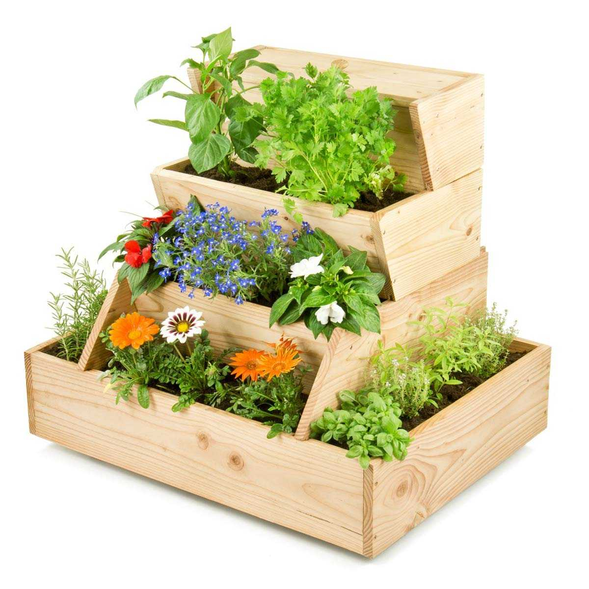 Fabriquer Potager Carré En Bois lombricomposteur potager en bois - patiocomposteur sur roulettes