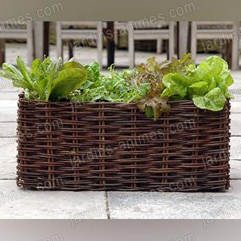 Jardinage balcon en bois for Jardin anglais rambouillet