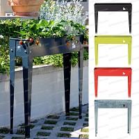 un potager au balcon. Black Bedroom Furniture Sets. Home Design Ideas