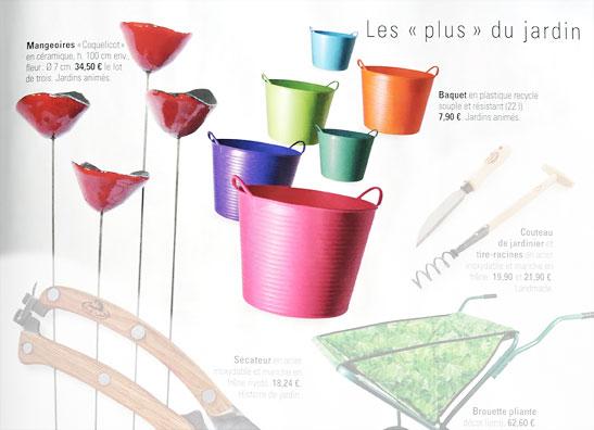 Jardins anim s revue de presse 2013 for 100 idees jardin