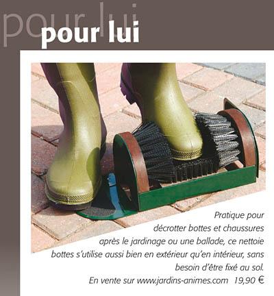 Jardins animes revue de presse 2009 - Cadeau pour jardinier ...
