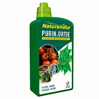 Purin d'orties 1L - Agriculture Biologique