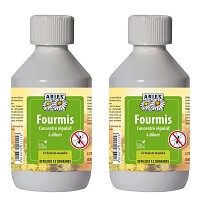 Anti fourmis Répulsif naturel concentré 250ml Lot de 2