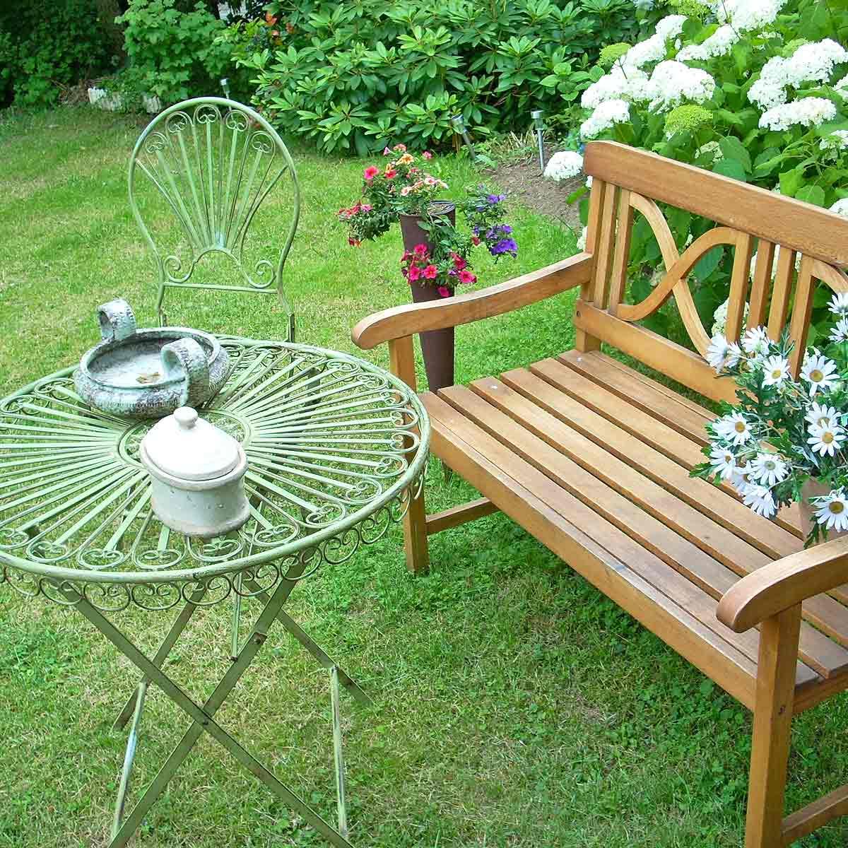 Table Pour Balcon Étroit salon de jardin et hamac | jardins-animes