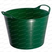 Baquet coloré Vert 26L