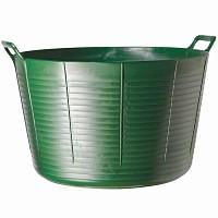 Seau souple de jardin - Vert 75L