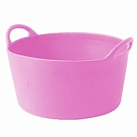 Baquet coloré Rose 14L