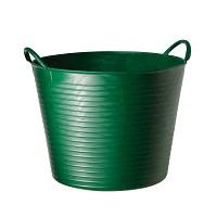 Seau souple de jardin - Vert 26L