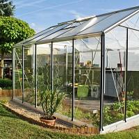 Serre de jardin Prestige 11.35m2 R305H