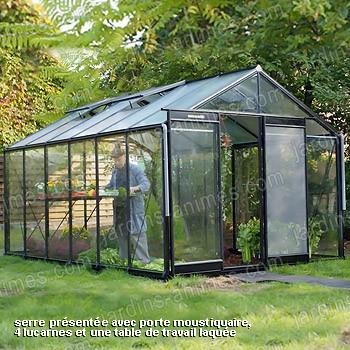Serre de jardin Nord-Pas-de-Calais