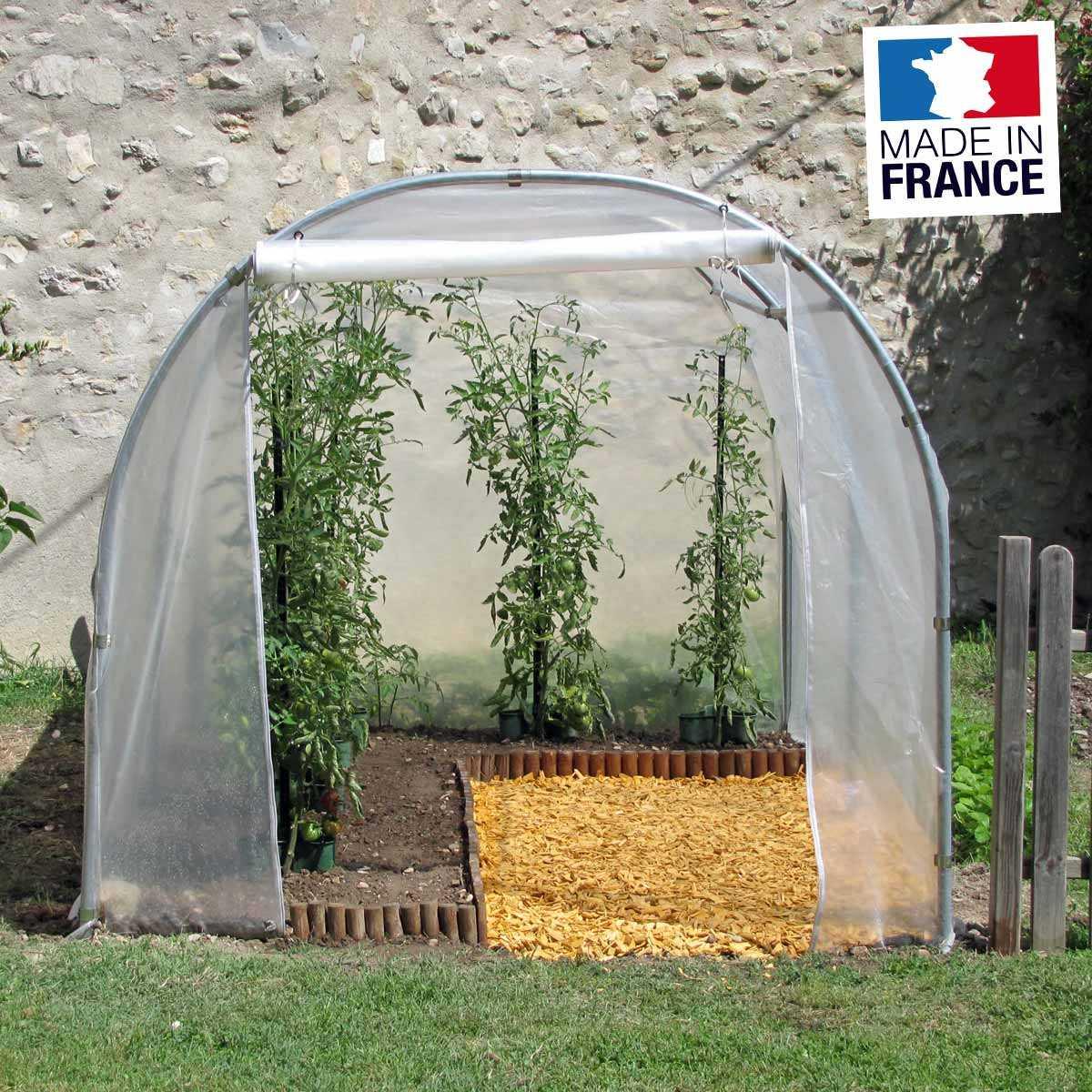 serre tunnel 2m x 3m richel serre jardin. Black Bedroom Furniture Sets. Home Design Ideas