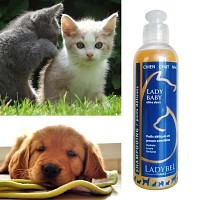 Shampoing ultradoux chiots, chatons, NAC, 200ml