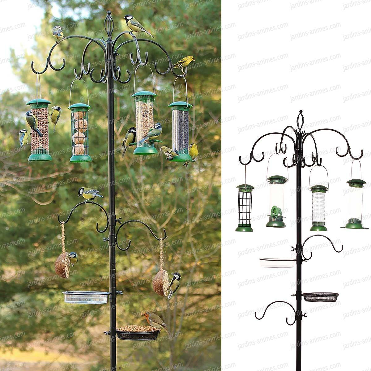 comment chasser les oiseaux des arbres. Black Bedroom Furniture Sets. Home Design Ideas
