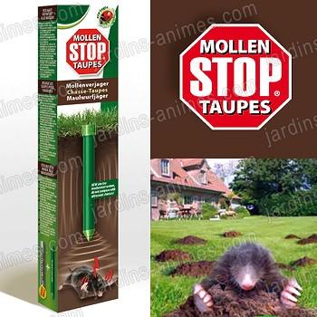 Stop taupes ondes sismiques anti insectes et souris bio - Comment chasser les taupes du jardin ...