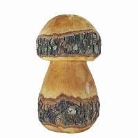 Champignons déco h.45cm en bois
