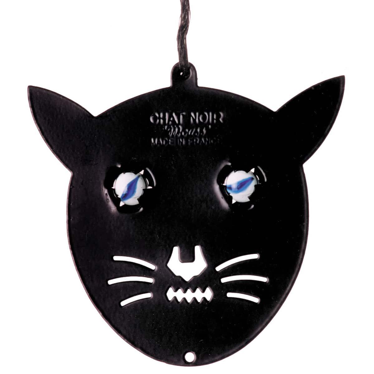 Effaroucheur t te de chat protection des r coltes - Eloigner les chats du jardin ...