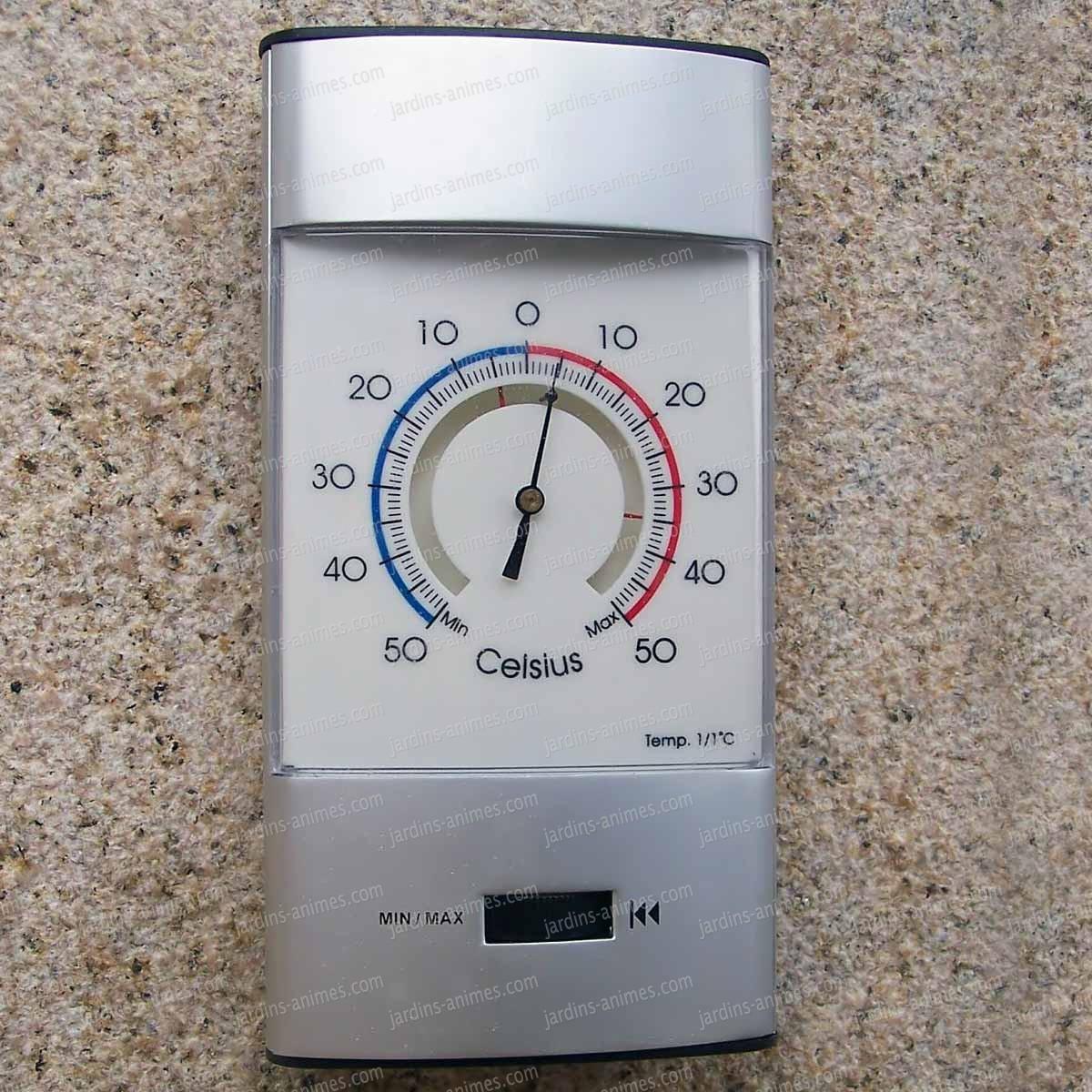 thermomètre d'exterieur mini maxi - instruments de mesure, météo, ph