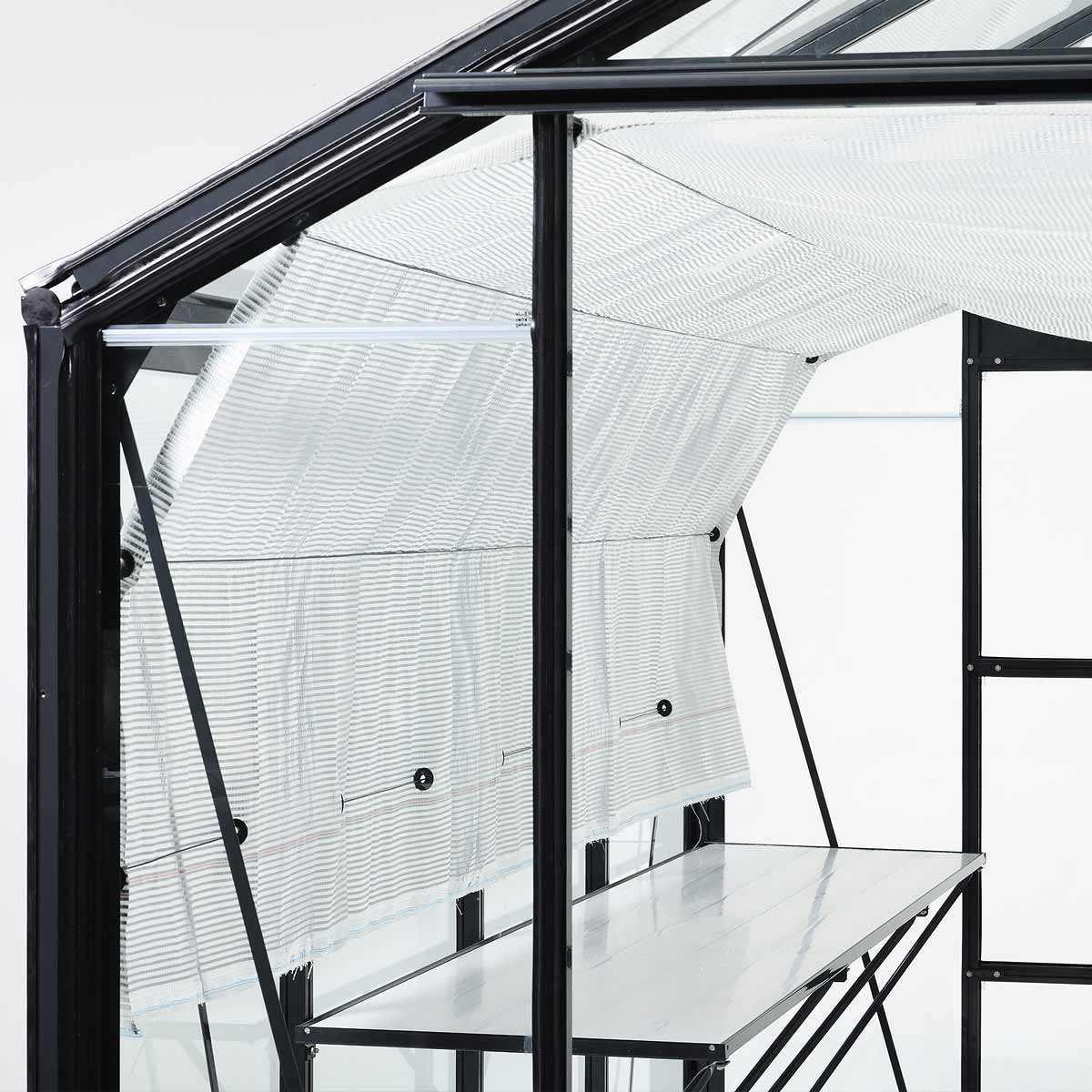 toile d 39 ombrage serre r205h serre jardin. Black Bedroom Furniture Sets. Home Design Ideas