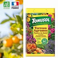Terreau Agrumes Plantes du Soleil Bio<br>5L