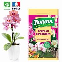 Terreau spécial Orchidées Bio<br>5L