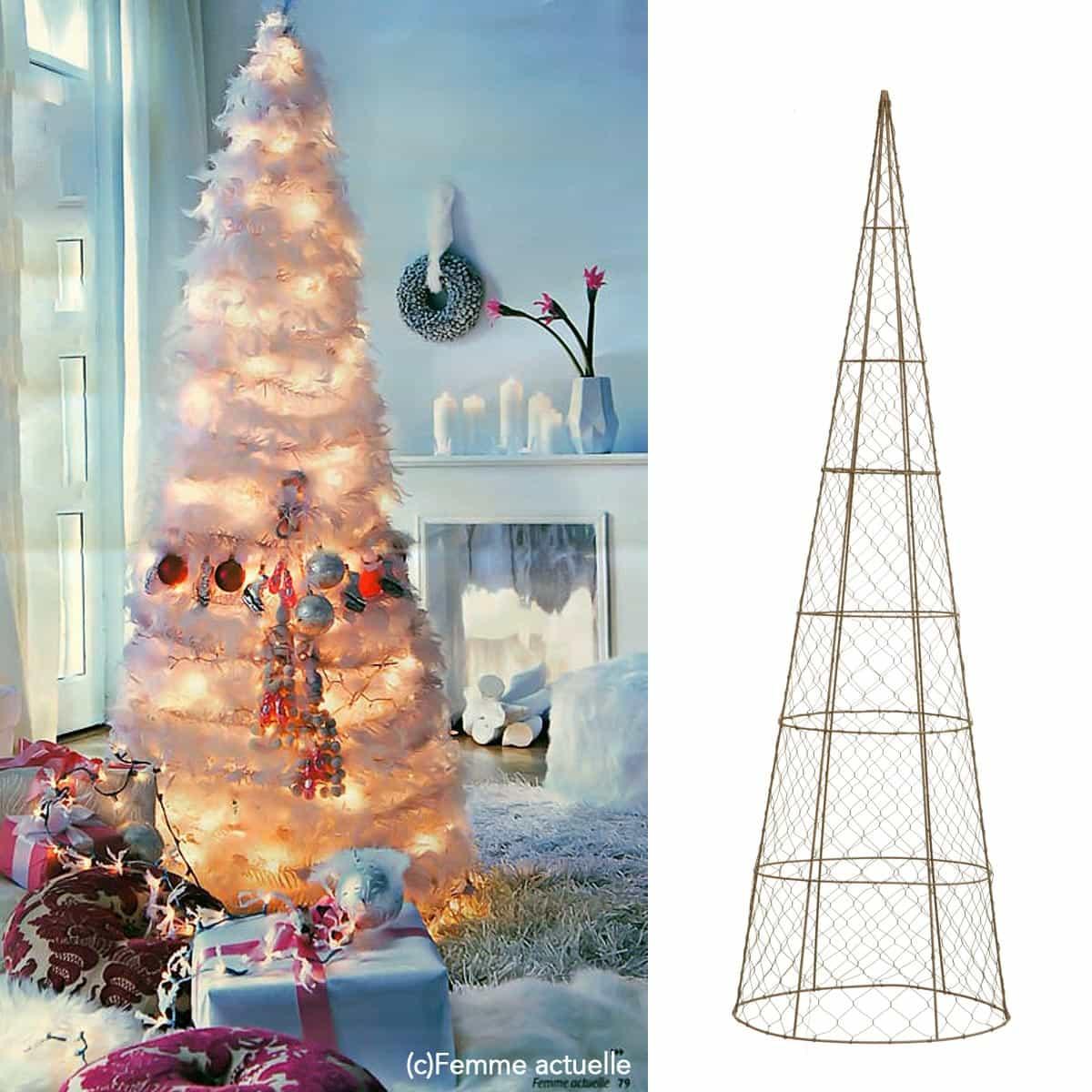 Topiaire Cone Arbre de Noel design - Art Topiaire, Buis
