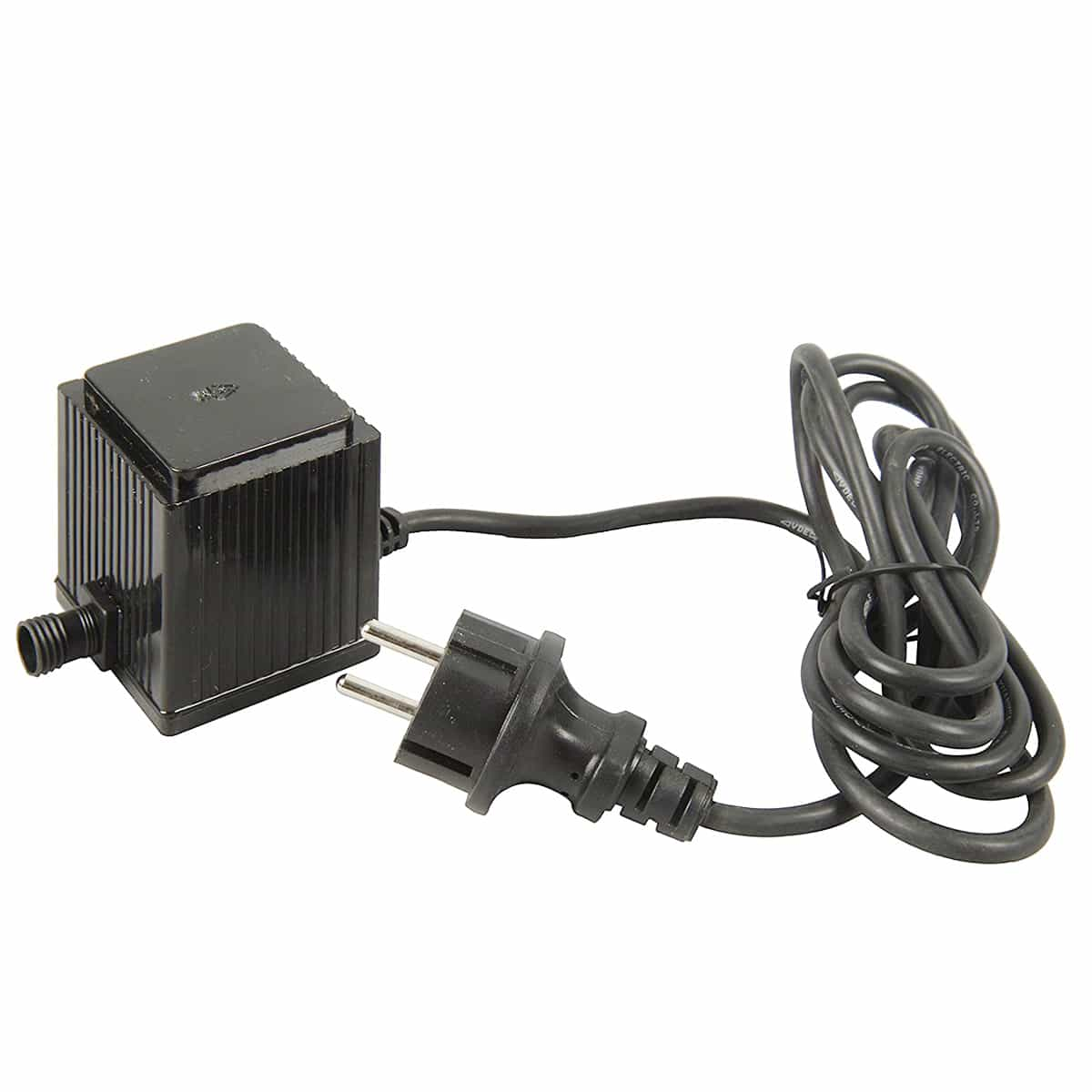 Transformateur ext rieur 12v 50w basse tension eclairage for Transformateur 12v exterieur