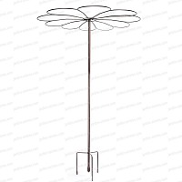 Tuteur Parapluie marguerite diam.110cm
